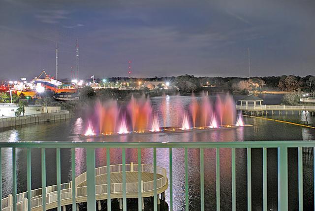 Laketown Wharf Resort Panama City Beach Florida