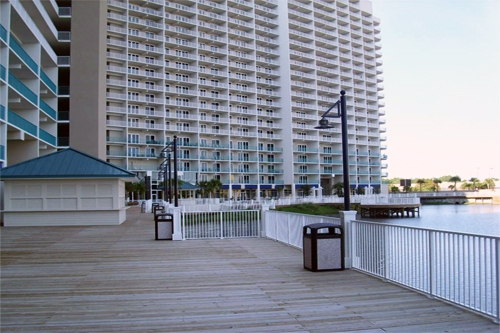 Laketown Wharf Boardwalk